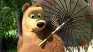 Маша и Медведь. Дышите! Не дышите! (22 серия/2012/BD-Remux/BDRip/Отличное качество)