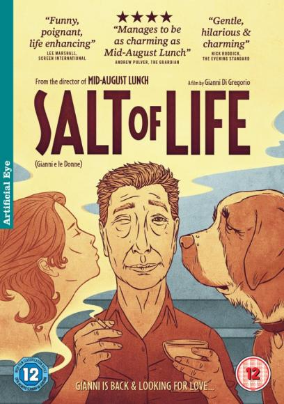 The Salt of Life (2011) DVDRip XviD - Nlt - Release