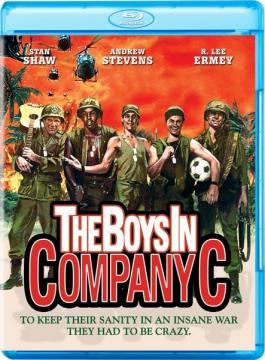 Парни из третьей роты / The Boys in Company C (1978) BDRip 1080p