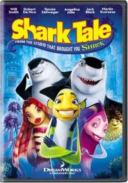 Подводная братва / Shark Tale (2004) HDTVRip 1080p