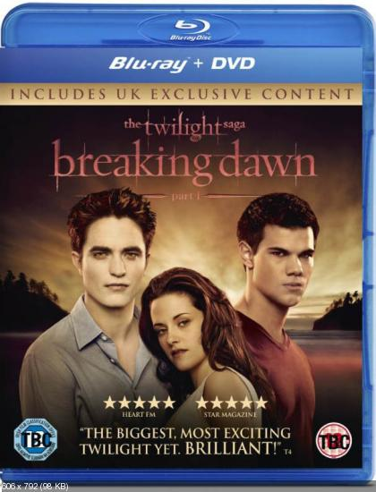 The Twilight Saga Breaking Dawn Part 1 2011 1080p BluRay x264-SECTOR7