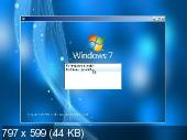 Microsoft Windows 7 Ultimate sp1 x64 crystal 2012 by nolan2112 6.1.7601.17514.101119-1850 (2012/RUS/