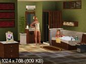 The Sims 3: Master Suite Stuff / Изысканная спальня (10DCL в 1) (2012/RePack Balykov)