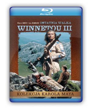 Виннету 3 / Winnetou - 3. Teil (1965) Blu-ray disc 1080p