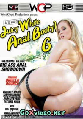������ ����� �������� ����� 6 / Juicy White Anal Booty 6 (2011)