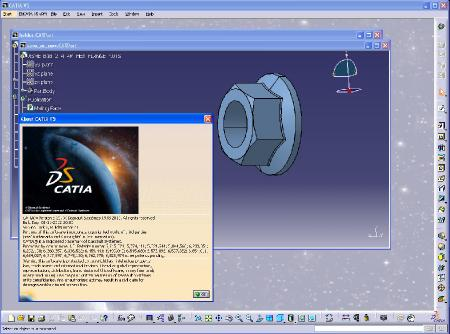 ���������� SP3 ��� DS CATIA [ V5R21, x86 + x64, 2012, MULTILANG + RUS ]