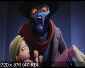 Монстр в Париже / Un monstre à Paris (2011) BDRip 1080p+BDRip 720p+HDRip(1400Mb+700Mb)+DVD5