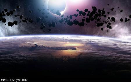 Коллекция обоев на тему Космос. Часть №3