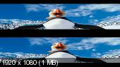 Делай ноги 2 3D / Happy Feet Two 3D (2011) BDRip 1080p