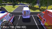 Rettungswagen Simulator / Rettungswagen Simulator 2012 (RUS)