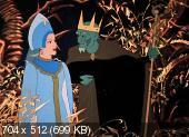 Царевна-лягушка (1954) DVDRip  скачать с letitbit
