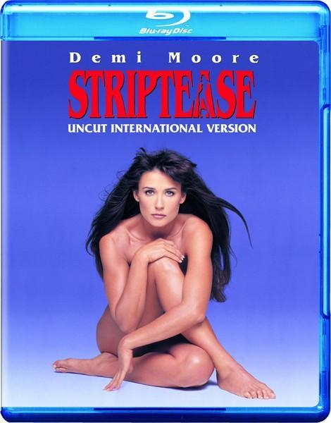 Стриптиз / Striptease (1996/HDRip)