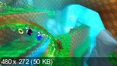 Sonic Rivals /RUS/ [CSO] PSP