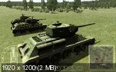 WWII Battle Tanks. T-34 vs Tiger v1.02 Repack от Fenixx