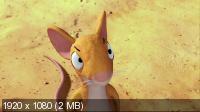Граффало / The Gruffalo (2009) BDRip 1080p / 720p