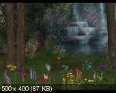 Коллекция скринсейверов на тему природы