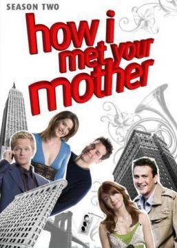 Как я встретил вашу маму / How I Met Your Mother [Сезон: 2] (2006) HDTVRip 720p