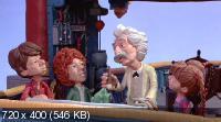 Приключения Марка Твена / The adventures of Mark Twain (1985) DVDRip
