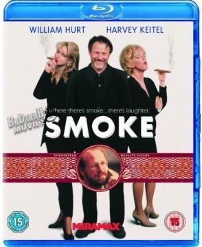 Дым / Smoke (1995) BDRip 720p