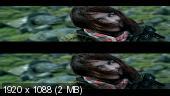 Трейлер Прометей 3Д / Trailer Prometheus 3D  Вертикальная анаморфная
